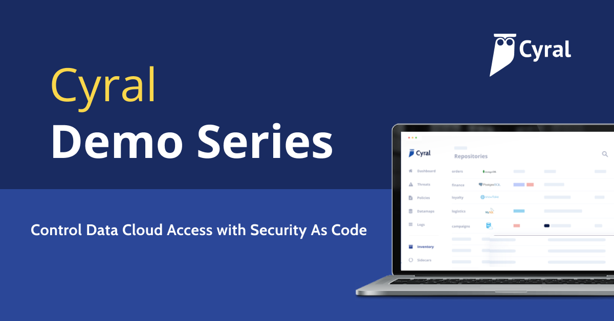 Control Data Cloud Access with Security As Code