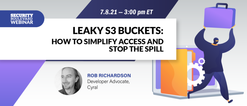 Security Boulevard Webinar on July 8th with Rob Richardson