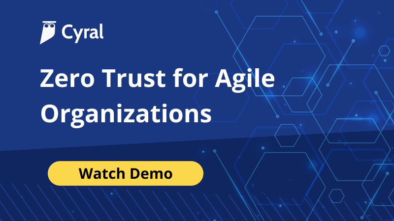 Zero Trust for Agile Organizations